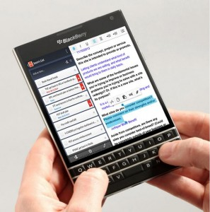 Blackberry Passport: Enjoying QWERTY With A Fresh Twist